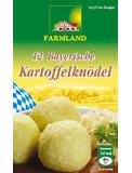 Echt Bayerische Kartoffelknödel