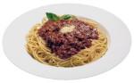 Spaghettisoße Soja-Sugo, vegetarisch, ohne Fleisch